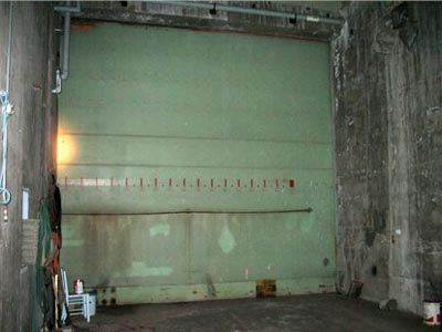 Main Missile Bay 47-Ton Blast Door